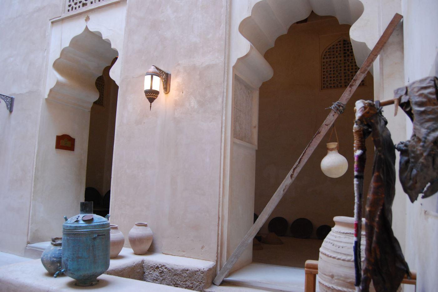 Fuerte de Jabrin Oman