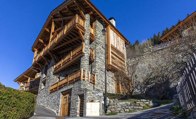 Viajamos a uno de los mejores alojamientos de los Alpes