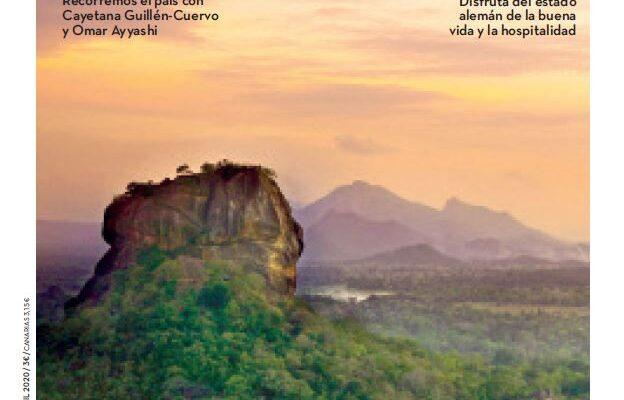 Sri Lanka, rumbo a la isla de los tesoros