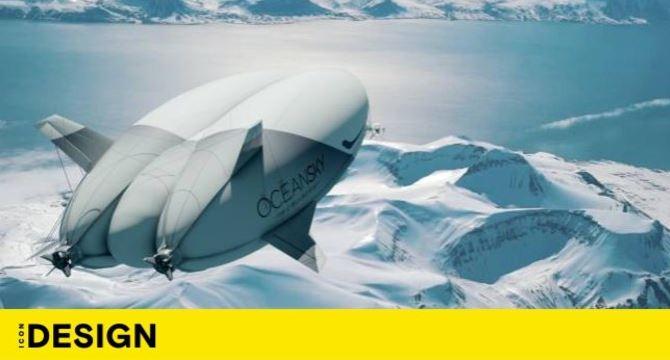 Vuelve el dirigible: una aeronave de hace 100 años para llevarnos hasta el Polo Norte de forma sostenible